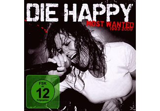 Die Happy - Most Wanted (Best Of) - (CD + DVD)