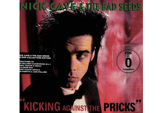 Nick Cave & The Bad Seeds - Kicking Against The Pricks (CD + DVD)