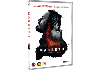 Macbeth Drama DVD