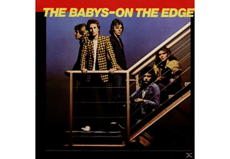 The Babys - On The Edge - (CD)