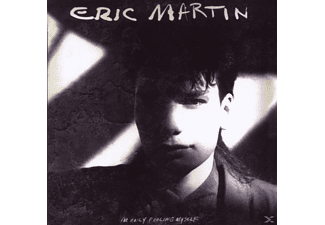 Eric Martin - I'm Only Fooling Myself [CD]