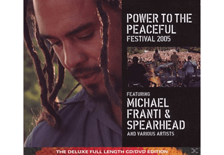 Michael & Spearhead Franti, Michael Franti And Spearhead - Power To The Peaceful Festival 2005 - (CD)