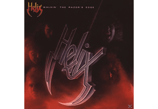Helix - Walkin The Razors Edge [CD]