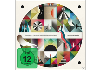 The Efterklang & Danish National Chamber Orchestra - Performing Parades - (DVD)