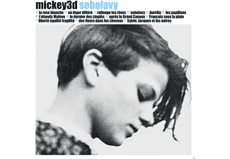 Mickey 3D - Sebolavy - (CD)