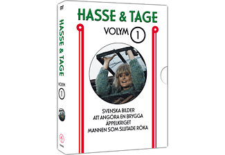 Hasse & Tage Volym 1 DVD
