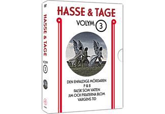 Hasse & Tage Volym 3 DVD