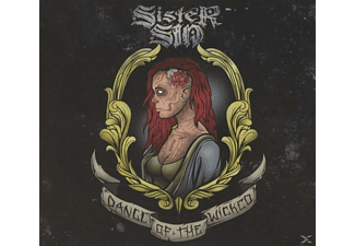 Sister Sin - Dance Of The Wicked [CD]