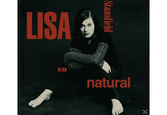 Lisa Stansfield - So Natural (Deluxe Edition) - (CD + DVD Video)