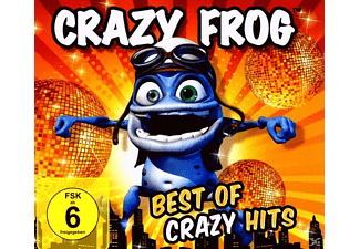Crazy Frog - Best Of Crazy Hits - (CD + DVD)