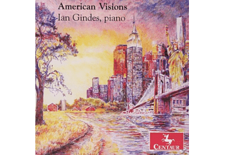 Ian Gindes - American Visions - (CD)