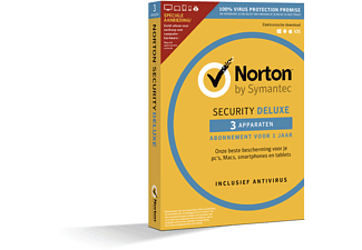 Norton Security Deluxe (3 apparaten)