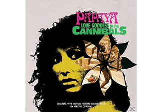 Stelvio Cipriani - Papaya, Love Goddess Of The Cannibals (Coloured) [Vinyl]