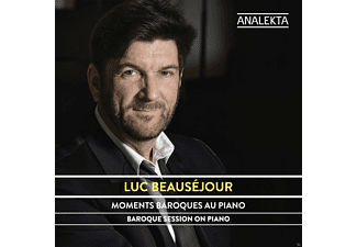 Luc Beausejour - Moments Baroques Au Piano - (CD)