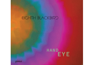 Eighth Blackbird - Hand Eye [CD]