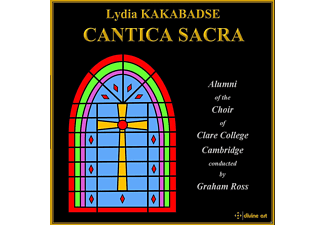 G. Durham, Graham Ross, Choir Of Clare College - Cantica Sacra/Kontakia/Theotokia/+ [CD]