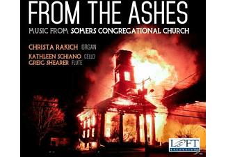 Richard Fowkes, Kathleen Schiano, Greig Shearer - From The Ashes - (CD)
