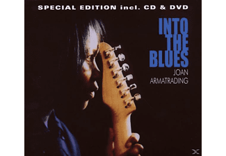 Joan Armatrading - Into The Blues (Deluxe Version) - (DVD)
