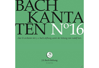 Lutz Rudolf - Kantaten No°16 - (CD)