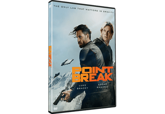 Point Break Action DVD