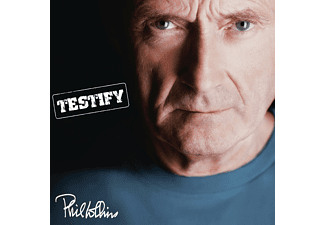 Phil Collins - Testify (Remastered) | LP