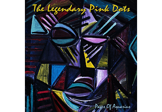 The Legendary Pink Dots - Pages Of Aquarius [CD]