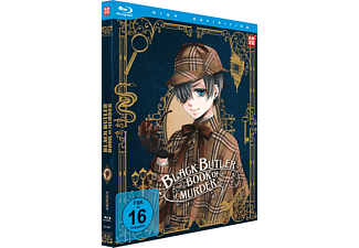 Black Butler - Book of Murder - (Blu-ray)