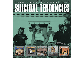 Suicidal Tendencies Original Album Classics CD