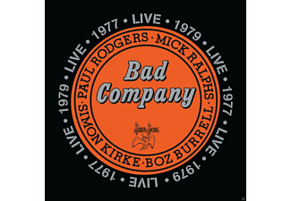 Bad Company - Bad Company Live In Concert (1977 & 1979) | CD
