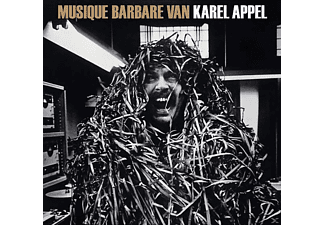 Karel Appel - Musique Barbare - (CD)