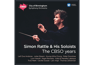 City Of Birmingham Symphony Orchestra - Simon Rattle & Seine Solisten [CD]