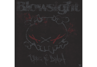Blowsight - Life & Death [CD]