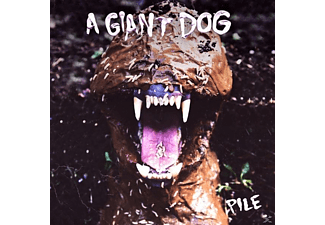 A Giant Dog - Pile - (CD)