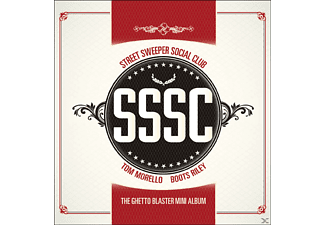 Street Sweeper Social Club - The Ghetto Blaster Mini Album - (CD-Mini-Album)