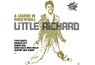 Little Richard - A Legend In Rock'n Roll - (CD)