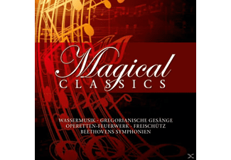 VARIOUS, BEETHOVEN,LISZT,HAENDEL U.V.M. - Magical Classics - (CD)