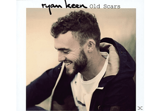 Ryan Keen - Old Scars - (Maxi Single CD)