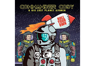 Commander Cody and His Lost Planet Airmen - Commander Cody & His Lost Planet Airmen - (CD)