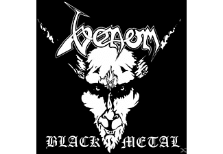 Venom - Black Metal (Ltd.Digipak Incl.10 Bonus Tracks) - (CD)