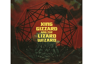 King Gizzard & The Lizard Wizard - Nonagon Infinity - (CD)