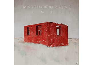 Matthew and the Atlas - Temple [CD]
