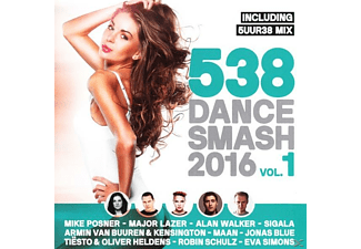 * - 538 Dance Smash 2016 - Vol. 1 | CD