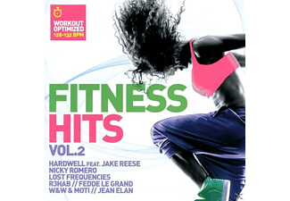 VARIOUS - Fitness Hits Vol.2 - (CD)