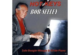 Bob Seeley - Hot Keys - (CD)