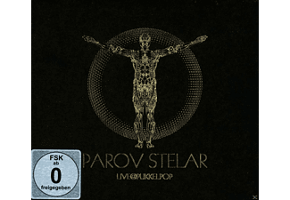 Parov Stelar -  Live at Pukkelpop [CD + DVD]