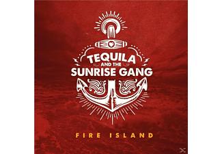 Tequila & The Sunrise Gang - Fire Island - (CD)
