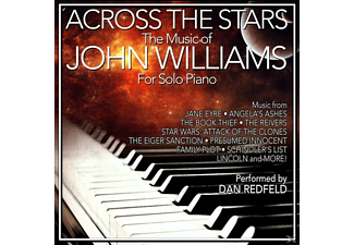 Dan Redfeld - Across The Stars: The Film Music Of - (CD)