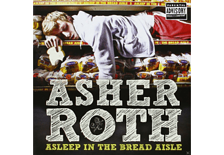 Asher Roth - Asleep In The Bread Aisle [CD EXTRA/Enhanced]