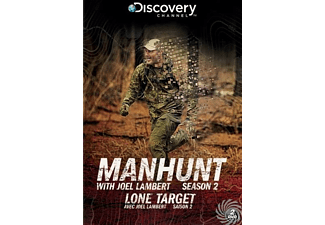 Manhunt With Joel Lambert - Seizoen 2 | DVD