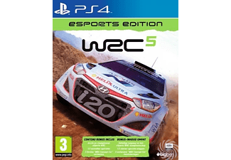 WRC 5 (E-Sport Edition) | PlayStation 4